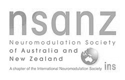 Neuromodulation Society of Australia and New Zealand (NSANZ) logo